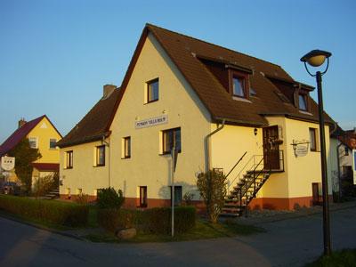 Pension Villa Holm in Schaprode auf Rügen